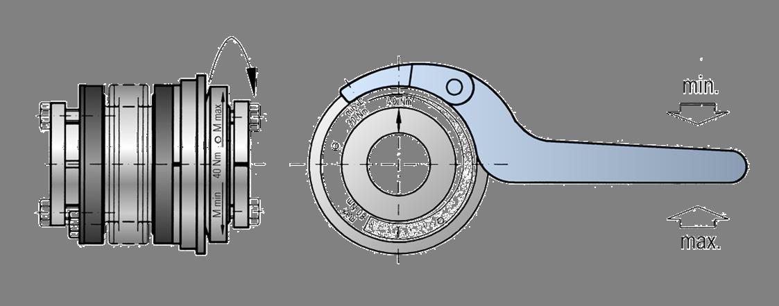 torque limiter adjustment