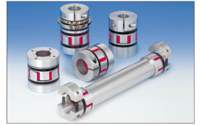 vibration damping couplings